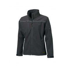Soft Shell jack TSJ2000 Darkgrey