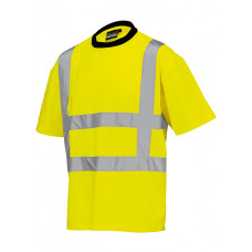 T-shirt RWS TT-RWS Yellow