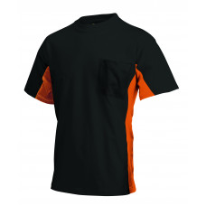 T-shirt Bi-Color TT2000 blackoran