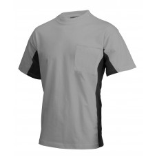 T-shirt Bi-Color TT2000 greyblack