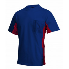T-shirt Bi-Color TT2000 navyRed