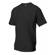 T-shirt V-hals TV190 black