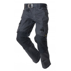 Worker canvas met Cordura TWC2000 Darkgrey