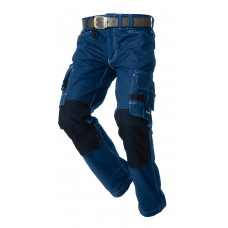 Worker canvas met Cordura TWC2000 navy