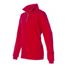Sweater ritskraag ZS280 Red